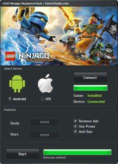 LEGO Ninjago Skybound Hack - Android and iOS Game Cheats   http://downcheats.com/lego-ninjago-skybound-hack-android-and-ios-game-cheats/