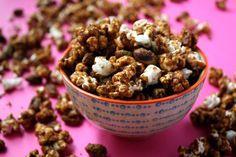 Caramel Masala Popcorn