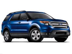 Best Safety Rated SUVs of 2013 - Ford Explorer - Kelley Blue Book