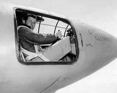 Chuck Yeager.