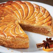Galette des rois au pain d'épices - une recette Frangipane, chocolat, pommes... Nos recettes faciles de galettes des rois pour l'Épiphanie - Cuisine