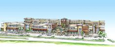 Big West Plano shopping, apartment and office complex kicks off after long wait   Dallas-Fort Worth Commercial Real Estate News - Business News for Dallas, Texas - The Dallas Morning News