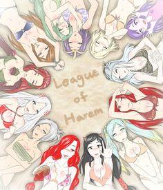 League of Harem