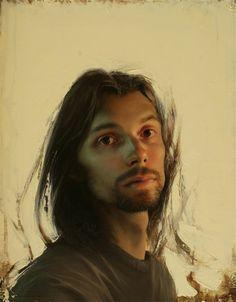 El Hurgador [Arte en la Red]: Daniel Sprick [Pintura]
