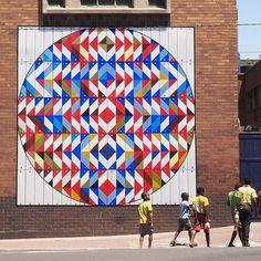 By #r1 in Johannesburg - http://globalstreetart.com/r1  #r1r1r1 #r1 #globalstreetart #wallart #art #streetart