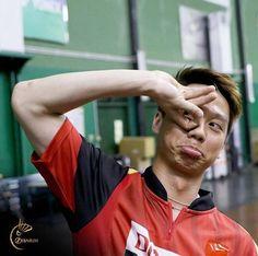 Badminton players Badminton Club, Handsome Boys, Minions, Bangs, Nct, Athlete, Crushes, Texas, Sports