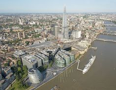More London, London 1998-2009 | © Foster + Partners
