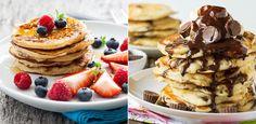 Manche Tage muss man einfach nehmen, wie sie kommen. Und beim offiziellen Pancake-Tag sind wir ausgesprochen gern mit dabei!