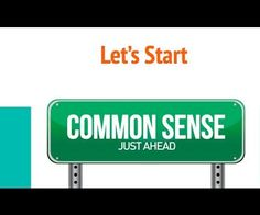 Common sense test to adults