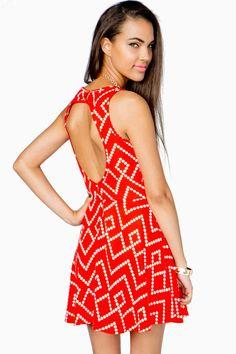 ZIggy Flare Dress