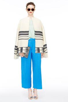Nota Mental:  En rebajas mirar la chaqueta, buscar unos pantalones de este color. Petite Spectateur Style: J CREW Spring 2015