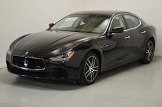 New 2015 Maserati Ghibli S Q4 Sedan in Seattle