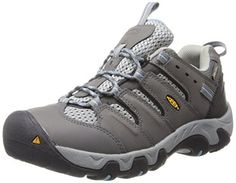 KEEN Womens Koven WP Hiking Shoe GargolyeAlaskan Blue 7 M US ** Want additional info? Click on the image.