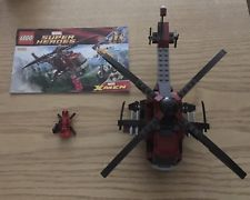 LEGO Marvel Super Heroes Wolverine's Chopper Showdown (6866)