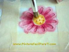 aplicación Vespa rosa-florecitas Patch Roller