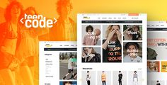 TeenCode - Woocommerce Fashion WordPress Theme (WooCommerce) Download   http://w7download.com/teencode-woocommerce-fashion-wordpress-theme-woocommerce-download