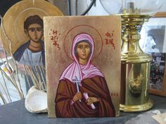 """St Phoebe- A female saint, one of the women thathad played a major role in the early Christian times, a role that was deeply acknowledged. A saintcelebrated by the orthodox Church, St Phoebe the Deaconess from Corinth, the woman that is mentioned by the holy Apostle Paul (Romans 16:1-2) as : """"..I commend to you our sister Phoebe, a deacon of the church in Cenchreae. I ask you to receive her in the Lord in a way worthy of his people and to give her any help she may need from you, for she…"""