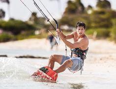 Aruba kitesurfing photography of kiteboarding and kitesurfers by Tony Filson Photography