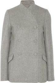 Proenza SchoulerDouble-breasted wool-blend coat