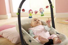 """Kinderwagenkette """"Blumenelfen"""" (Artikelnummer 3709)"""