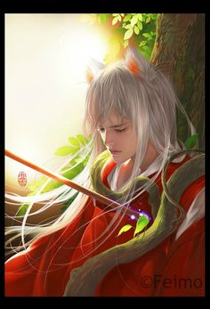 InuYasha-Classic Anime Project by feimo on @DeviantArt