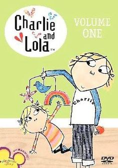 Playhouse Disney Charlie & Lola: Volume 1