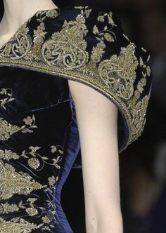 Alexander McQueen Autumn/Winter 2008 (details)