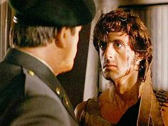 Col Trautman First Blood - Bing images Outlander Book 2, Outlander Season 2, Outlander 2016, Silvestre Stallone, Honeymoon In Scotland, Rambo, First Blood, Dragonfly In Amber, Hard Men