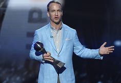 Peyton Manning To Appear On The Comedy Central Roast Of Rob Lowe Peyton Manning, Super Bowl, Stuart Scott, The Espys, Denver Broncos Logo, Nfl, Oscar Fashion, Rob Lowe, Comedy Central