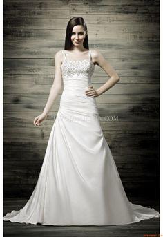Vestidos de noiva D'Zage D31052 2012