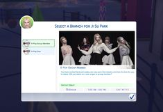 Kpop Star Career Mod by kawaiistacie (Sims 4) This mod adds a rabbit hole K-pop career for your sims. Your sims can choose from becoming a K-pop group member or K-pop star. This career has 8 levels...