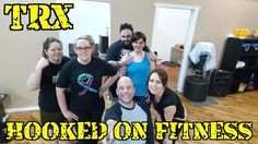 Another #awesome #TRX Class tonight at #HookedOnFitness... Compound exercises tonight something new but everyone kicked ass! Come on up and see why we were just voted #BEST #GroupFitness Studio in #Philly...  #GroupFitness #PhillyPersonalTrainer http://ift.tt/1Ld5awW Another shot from #HookedOnFitness