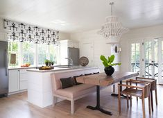 Simple yet stylish with a monochromatic palette warmed by the earthiness of wood and splashes o...