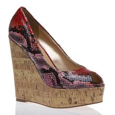 Love these maybe the heel is to high???