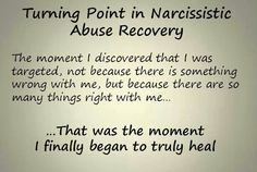 The moment i discovered that i was targeted, not because there is something wrong with me but because there are so many things right with me