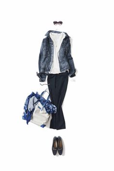 Best Clothing Styles For Women Over 50 - Fashion Trends 50 Fashion, School Fashion, Denim Fashion, Daily Fashion, Trendy Fashion, Winter Fashion, Fashion Outfits, Womens Fashion, Fashion Trends
