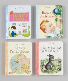 Little Golden Books Board Book Set by Random House