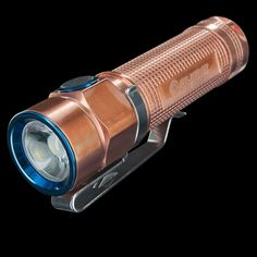 Olight S1A Baton Copper Limited Edition Flashlight