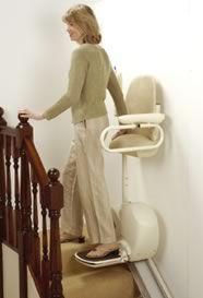 Meditek Perching Stairlift