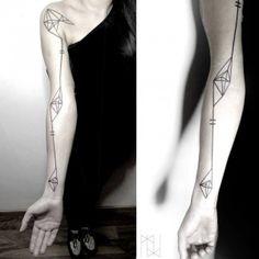 Malvina Wisniewska, tattoo artist