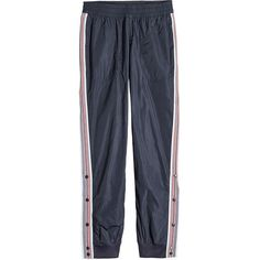 3c47104fff9a8 Adidas by Stella McCartney Train Track Pants (890 SEK) ❤ liked on Polyvore  featuring