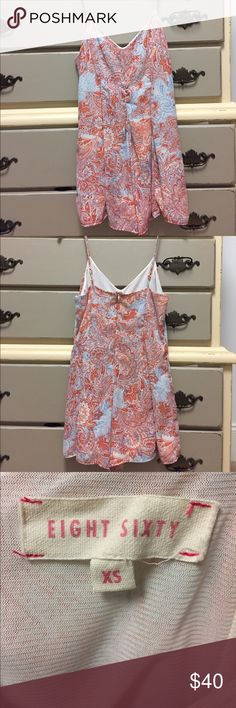 ✨FINAL PRICE✨ Floral romper Floral romper from the boutique copper penny. Worn once! Excellent condition. trades Eight Sixty Other