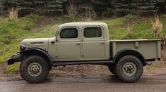 4-door Legacy Power Wagon...a bit pricier than it's Dodge predecessors (albeit no Dodge 4 door, that I recall)