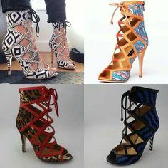On Trend shoes by: Alejandra G.