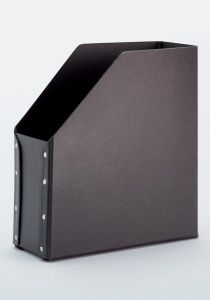 Tijdschriftencassette, A4, laag