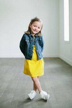 100 fashion ideas: children's fashion 2017 spring - l . Girls Fall Fashion, Little Girl Fashion, Toddler Fashion, Fashion 2017, Fashion Ideas, Back School Outfits, School Girl Outfit, Little Girl Outfits, Cute Outfits For Kids