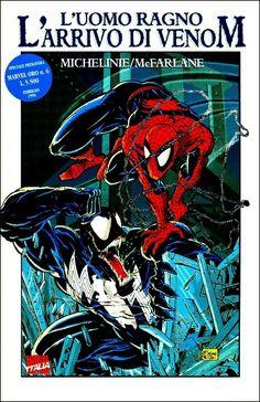 L'Uomo Ragno L'Arrivo di Venom Italian | CBR | 100 pages | 132 MB