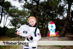 Kids astronaut, astro, rocket, kind, girl, raket, fun, photoshoot
