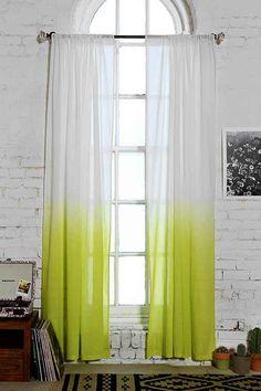gradient curtain