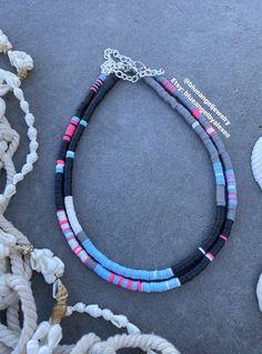 Jewelry Knots, Diy Jewelry, Beaded Jewelry, Jewelery, Jewelry Making, Unique Jewelry, Surf Necklace, Diy Necklace, Colar Pandora